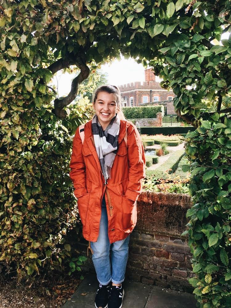 Lauren in London